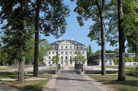 Schloss Tinz, Duale Hochschule Gera Eisenach