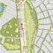 Lageplan - Urbane Energielandschaft