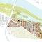 Lageplan des gesamten Areals inkl. Mülheimer Hafen