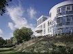 Villa am Harvestehuder Weg mit Blick ins Alstertal