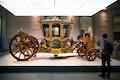 Von Prunkgondeln, Prachtkutschen und Pferdeäpfeln Unterwegs zur Jahrhunderthochzeit 1719