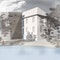 Perspektive Bergfried