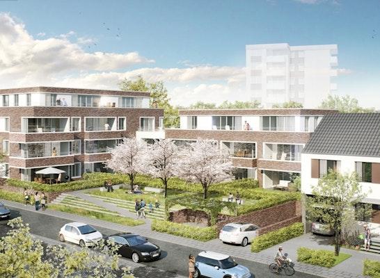 1. Preis: © Konrath und Wennemar Architekten Ingenieure / Visualisierung: Björn Rolle