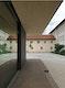 Umlaufend überdachte Terrasse