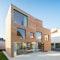 Eines von sieben Projekten, die eine Auszeichnung erhalten haben - Büro- und Wohnhaus, Bischofsheim