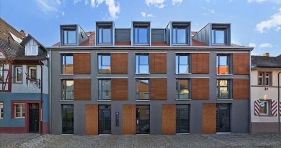 Neubau einer Wohnstätte für Behinderte, Offenburg