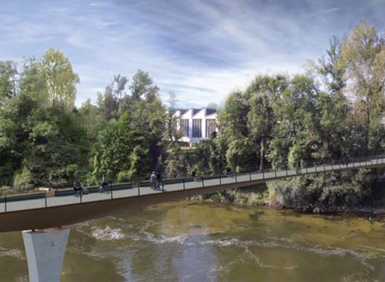 1. Preis Zuschlag: © Mayr | Ludescher | Partner Beratende Ingenieure, DKFS Architects