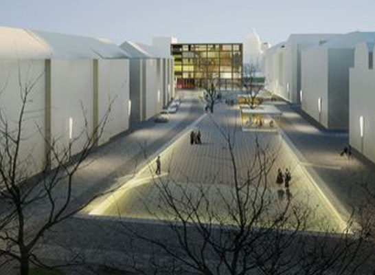 1. Preis Leibnizufer / Hohes Ufer: 1. Preis Marstall: Maxwan architects + urbanists, CK Rotterdam (NL)