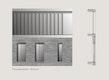 Fassadendetail Wohnen