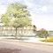 Neubau der IGS Wilhelm Bracke | h4a Gessert + Randecker Architekten BDA | Perspektive Aussen
