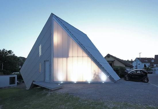 Auszeichnung: Haus SO - tiny house für Senioren, FINCKH  ARCHITEKTEN  BDA, © FINCKH ARCHITEKTEN BDA
