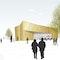 Ackermann + Renner Architekten GmbH - Blick auf den Haupteingang von der Promende