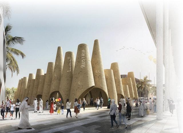 EXPO 2020 - Österreichischer Pavillon