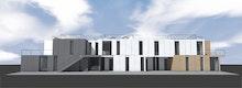 Alternative Fassadengliederung 1