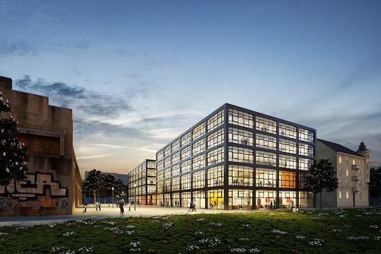 1. Rang: visualisierung, © steidle architekten
