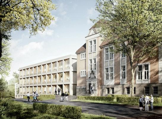 1. Preis: © Bieling Architekten
