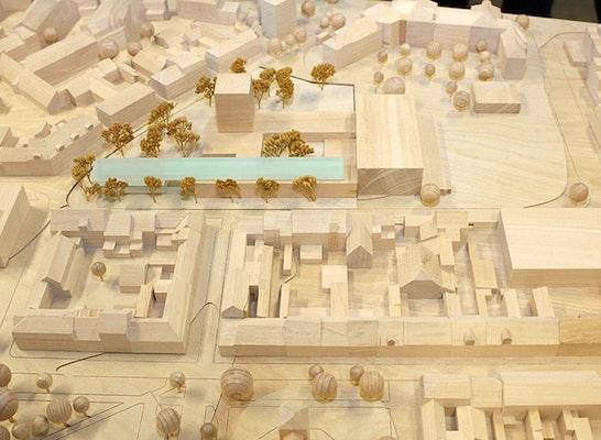 1. Preis Zuschlag: © Bernhard Heid Architekten BDA GbR, Fürth - Foto: Stadt Erlangen/uk