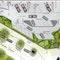 Freianlagen Nordkopf Auszug Lageplan