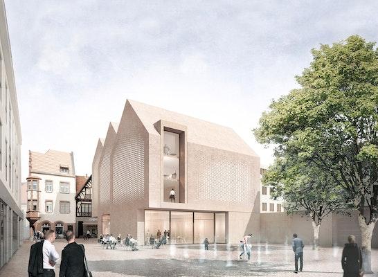 1. Preis Zuschlag: © JSWD Architekten