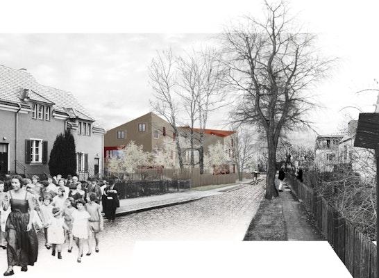 Perspektive Gartenstadtweg