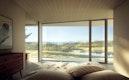 "Carraig Ridge - ""V"" House - interior perspective"