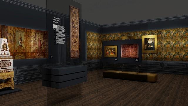 Tapetenmuseum – Szenograf, Medientechnik, Mediengrafik