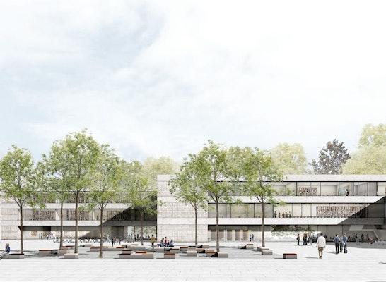1. Preis: © pussert kosch architekten
