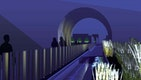 Brücken Erleben - Nachtperspektive