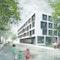 2. Preis LÉON WOHLHAGE WERNIK,  Erweiterungsbauten für die Gemeinschaftsschule auf dem Campus Rütli-CR²