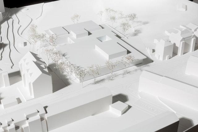 Sanierung und Erweiterung Hallenbad Blumenwies St.Gallen