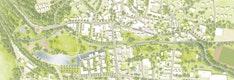 Städtebaulicher Entwurf und Landschaftsarchitektur