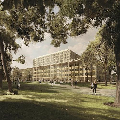 Neubau Kantonsspital Aarau (CH)