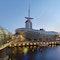 Klimahaus mit Glasbrücke und Hotelturm / Havenwelten