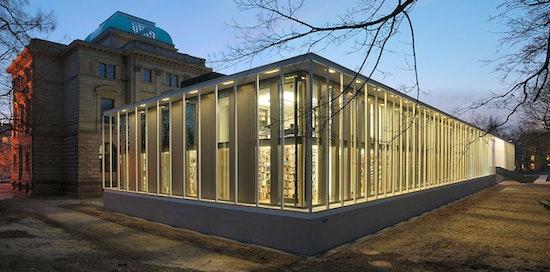 Preis: Herzog Anton Ulrich Museum, Lehmann Architekten GmbH, conceptlicht at, © Herr Cordes, Herzog-Anton-Ulrich-Museum Braunschweig