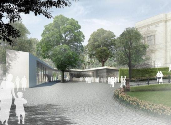Visualisierung: Henchion+Reuter Architekten