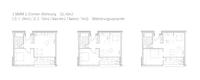 Wohnungstypen 3 MMM