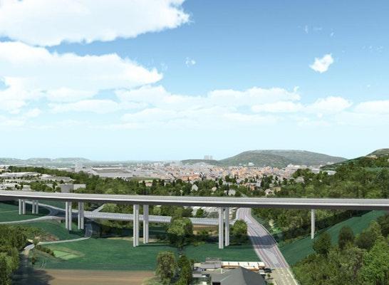 1. Preis: © Schüßler-Plan Ingenieurgesellschaft / DKFS Architects
