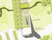 Lageplan Aussichtsturm mit Naturschutzzentrum