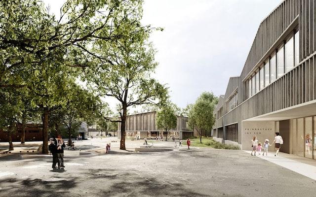 Schulerweiterung der IGS Süd in Langenhagen