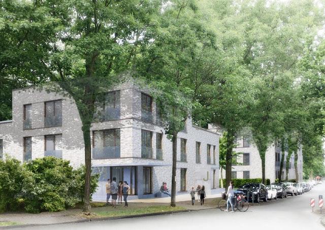 """Wohnprojekt """"Gescherweg"""" in Münster"""