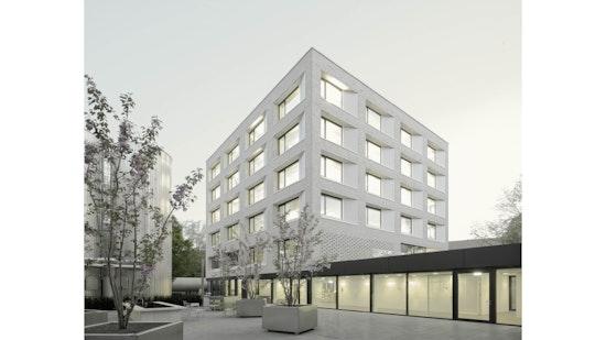 SWS Verwaltungsgebäude Tübingen