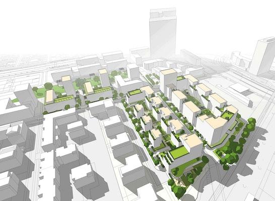 1. Preis: © Hilmer Sattler Architekten Ahlers Albrecht Gesellschaft von Architekten mbH