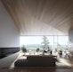 "Carraig Ridge - ""I"" House - interior perspective"