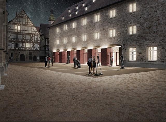 Umbau und Sanierung sowie Neuausrichtung des Städtischen Museums im Kornhaus in Kirchheim unter Teck