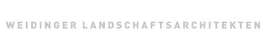 Weidinger Landschaftsarchitekten GmbH