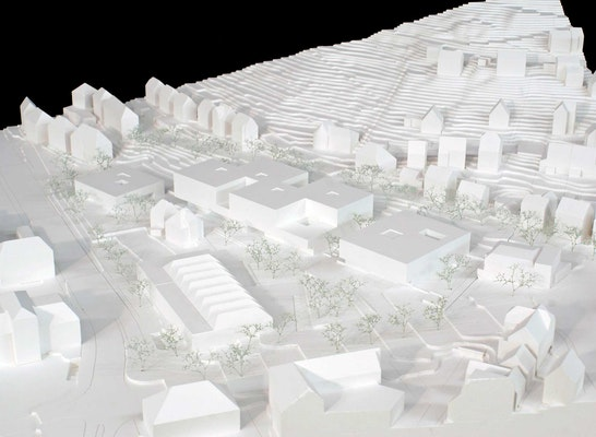 1. Preis: © Kamm Architekten BDA, Kalliopi Gkeka, Stefan Kamm / g2-Landschaftsarchitekten