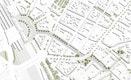 Lageplan städtebaulicher Kontext