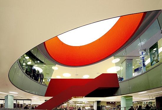 Projekt City Galerie Aschaffenburg Umbau Modernis Competitionline