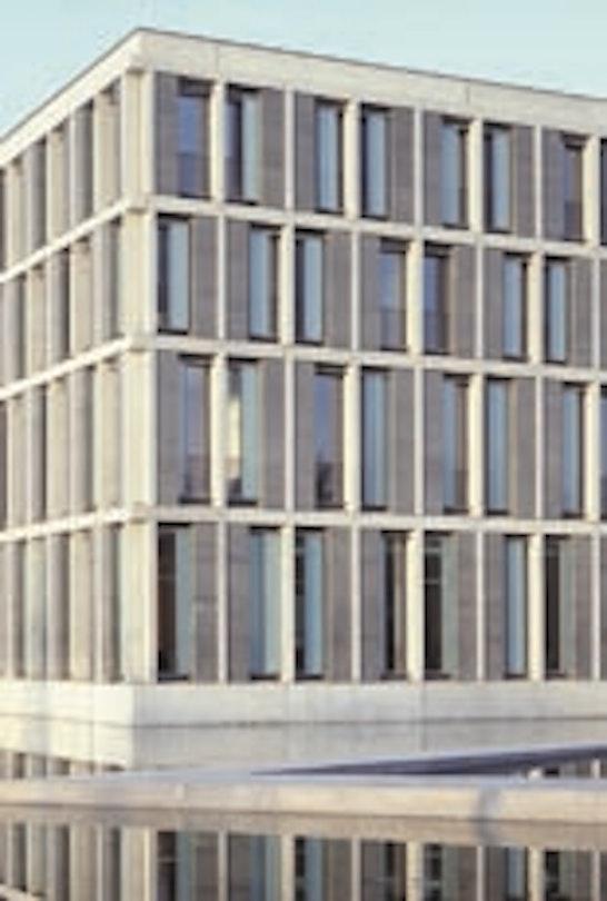 Architekturpreis Beton 2001