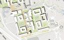 Lageplan Gebäudegruppe 25 und 26